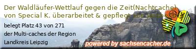 outlet store low priced best place GCZNNA Der Waldläufer-Wettlauf gegen die Zeit(Nachtcache ...